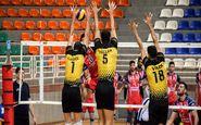 پیروزی سپاهان در لیگ برتر والیبال