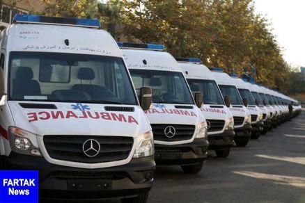 هشت مصدوم در حادثه جاده اهواز - حمیدیه