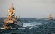 اعزام ۲ کشتی موشکانداز روسیه به دریای مدیترانه
