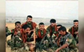 ویدیویی که نماینده مجلس از پیشمرگههای کرد منتشر کرد