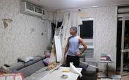 وضعیت خانه غصبی یک صهیونیست + فیلم