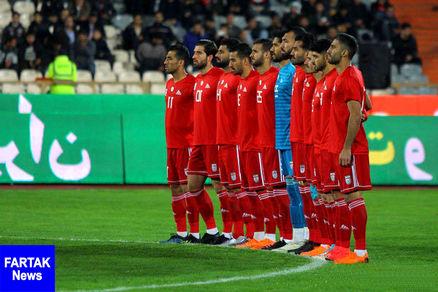 اعلام برنامه بازیهای تیم ملی فوتبال ایران در انتخابی جام جهانی
