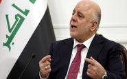 العبادی: نگفتیم به تحریمهای اقتصادی علیه ایران پایبند هستیم