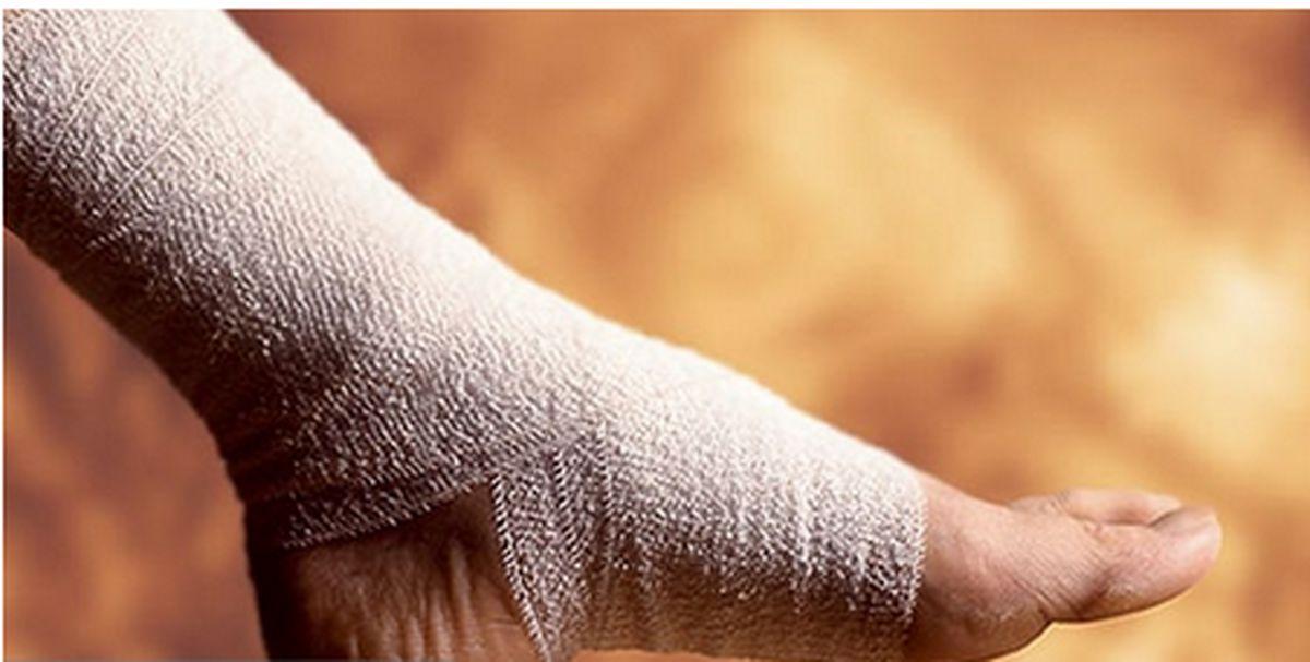 استخوان های پا در زمستان نیاز به محافظت دارند