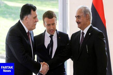 سیاست یک بام و دو هوای پاریس در طرابلس