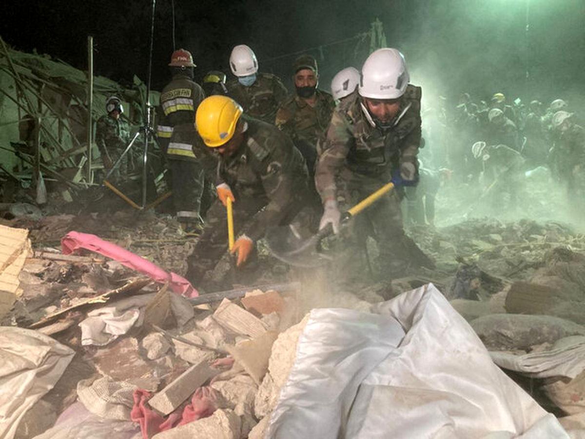 12 کشته و 40 زخمی در حمله موشکی آذربایجان
