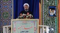 امام جمعه کرمان:  مهمترین مؤلفه در گام دوم انقلاب ایستادگی و مقابله با استکبار است