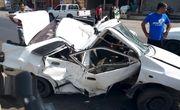 دو نفر در تصادف رانندگی در مشگینشهر جان باخته و سه نفر مصدوم شدند