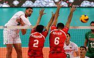 تیم ملی والیبال ایران مقابل میزبان قهرمانی جهان شکست خورد