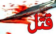 دستگیری مردی که همسرش را در خیابان کشت