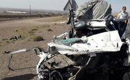 یک فوتی و شش مصدوم در سانحه رانندگی آزاد راه پیامبر اعظم(ص)
