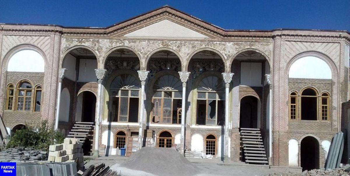 800 میلیارد ریال اعتبار اجرایی پروژههای فعال حفاظتی و مرمتی آذربایجان شرقی