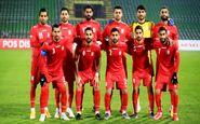 جدیدترین ردهبندی تیمهای ملی فوتبال اعلام شد