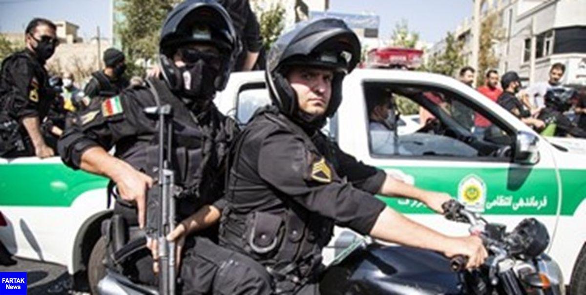 دستگیری ۲۱۸ متهم در بندرعباس در 48 ساعت اخیر
