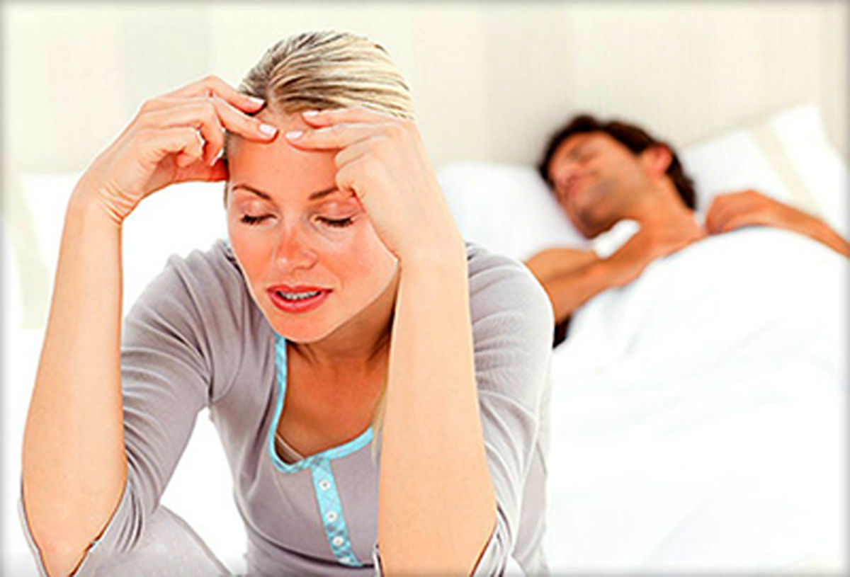 تاثیر سر درد در روابط جنسی
