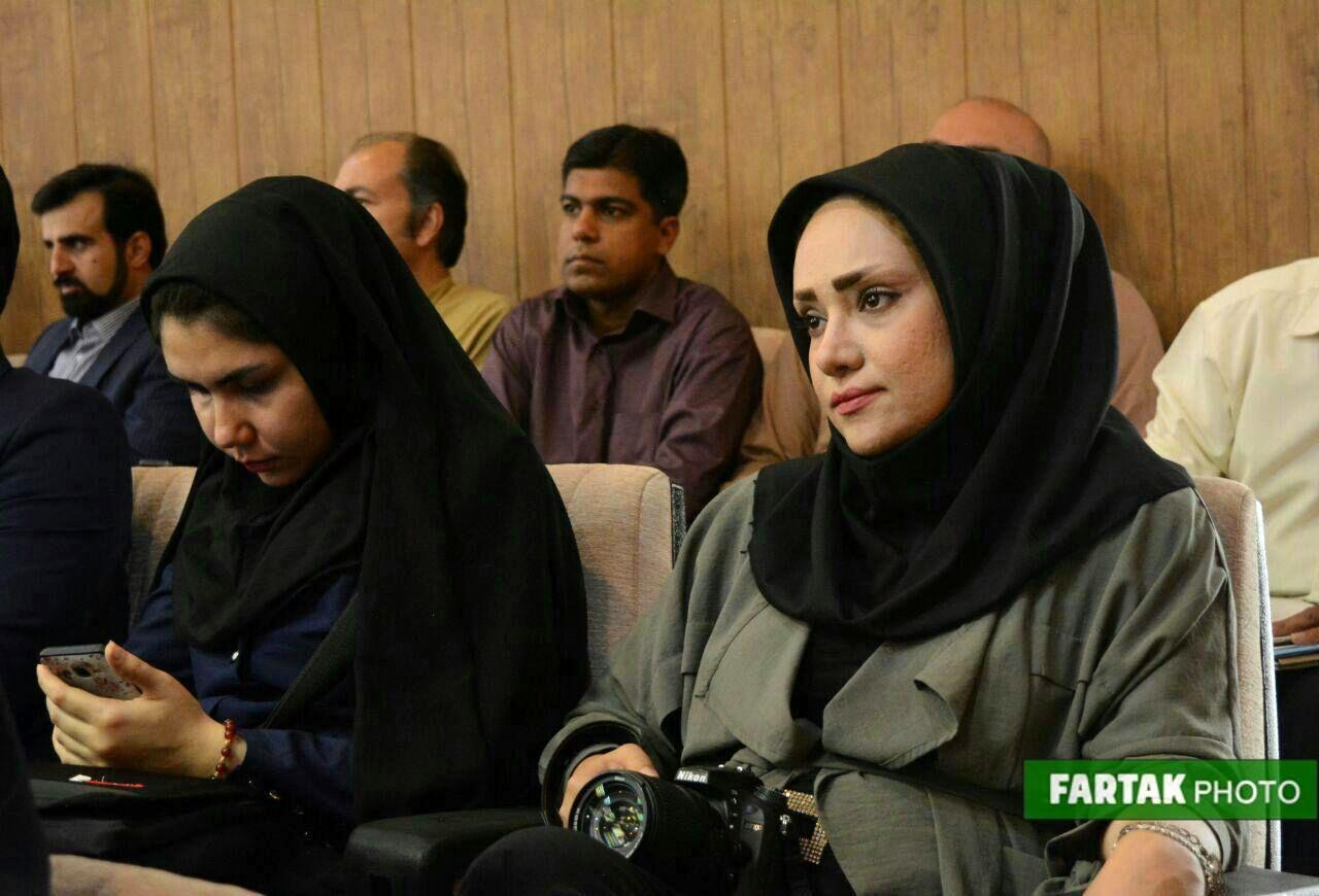 پاسداشت روز خبرنگار و تجلیل از خانواده شهدای خبرنگار  و روزنامهنگاران توسط بسیج رسانه کرمانشاه
