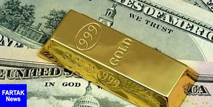 کاهش 4 دلاری قیمت طلا در آستانه مذاکره تجاری چین و آمریکا