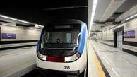 تاخیر سرویس دهی در بخشی از خط ۶ مترو در روز جمعه