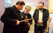 افتتاح موزه ساز در حاشیه جشنواره موسیقی فجر در همدان به روایت تصویر